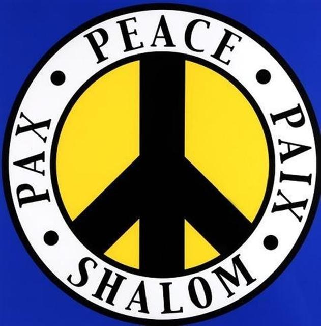 , 'Tel Aviv Peace,' 2004, Alpha 137 Gallery