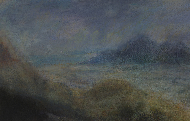 , 'Landscape L1123 - Amalfi Series, Looking North West Towards Vesuvius from Tramonti, with the Bay of Naples in the Distance ,' 2018, Alan Kluckow Fine Art