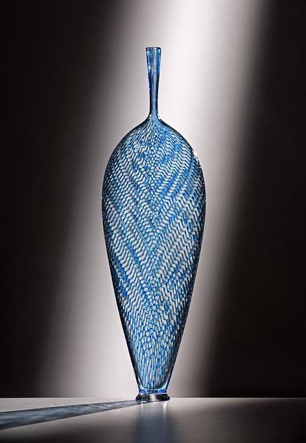 , 'BLUE LEAF,' 2018, Traver Gallery