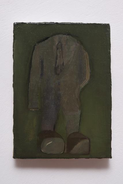 , 'Formal Suit,' 2016, Galerie Sandhofer