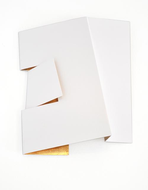 Kate Silvio, 'Untitled Gold', 2017, Simone DeSousa Gallery