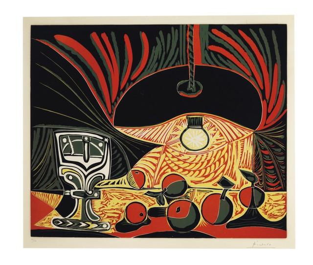 , 'Nature Morte au Verre sous La Lampe,' 1962, John Szoke