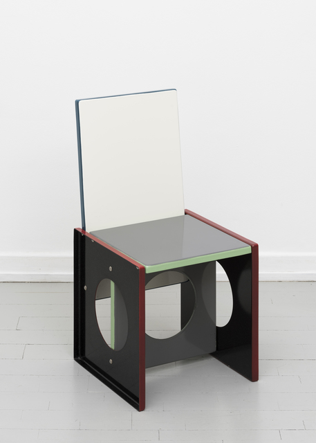 , 'Eindruck Chair,' 2017, Etage Projects
