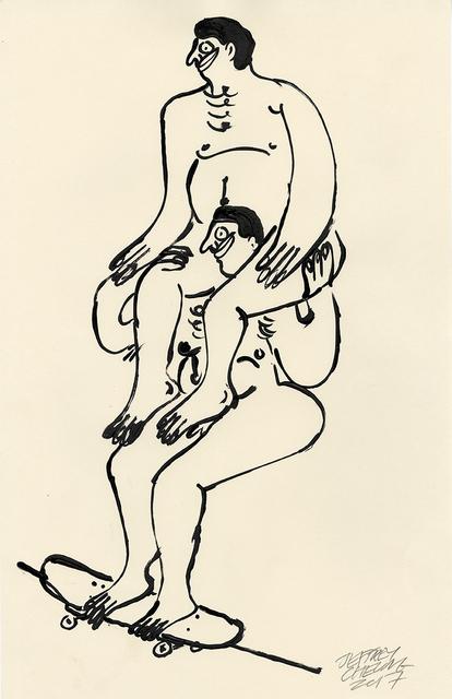 , 'Partner,' 2018, Hashimoto Contemporary