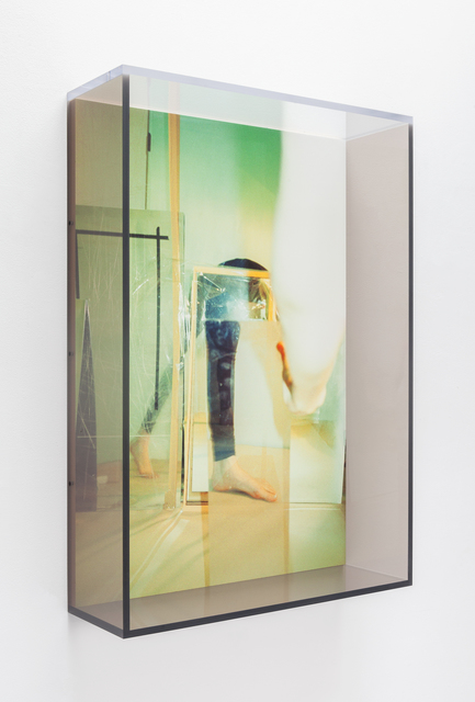 , 'Arch, Probe, Track, Fold,' 2018, Jessica Silverman Gallery