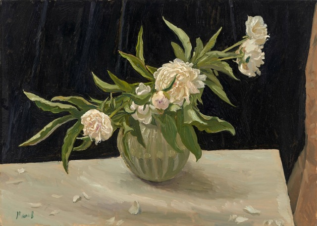 , 'Chinese Herbaceous Peony,' 2018, Tang Contemporary Art