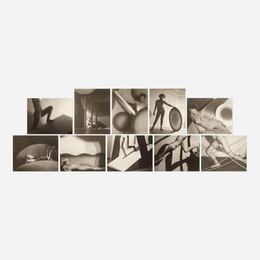 10 Modernist Nudes portfolio