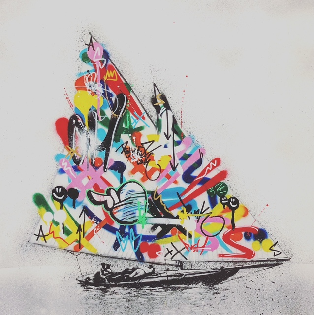 Martin Whatson, 'Sailboat', 2017, DANE FINE ART
