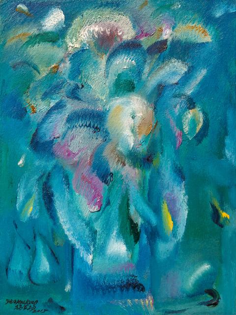 , 'Blossom,' 2015, Hai Hui Gallery