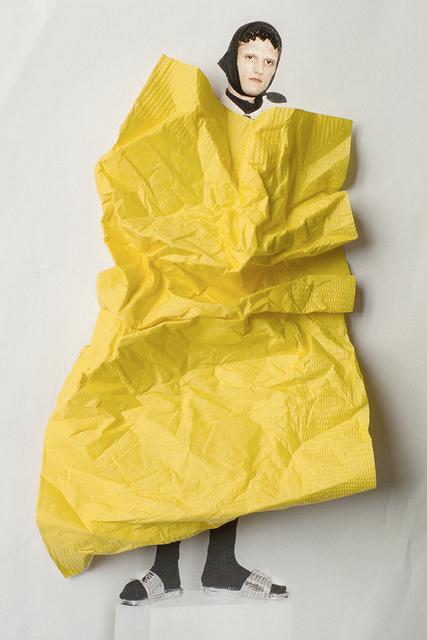 , 'Untitled (Yellow Dress),' 2013, Benrubi Gallery