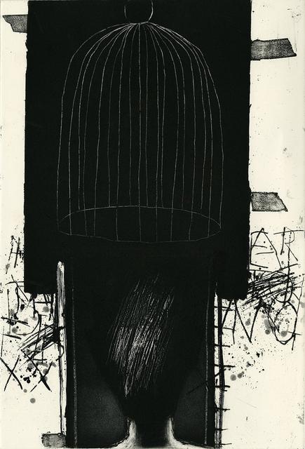 , 'Snow Fell IV,' 2018, Pratt Contemporary