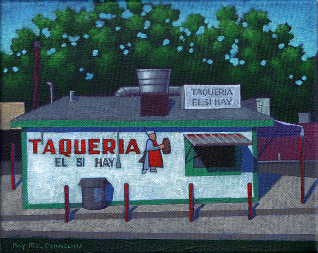 , 'Taco Stand,' 2016, Ro2 Art