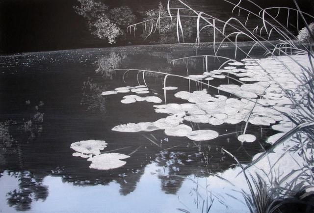 , 'Waters' Edge 3,' 2015, Rebecca Hossack Art Gallery