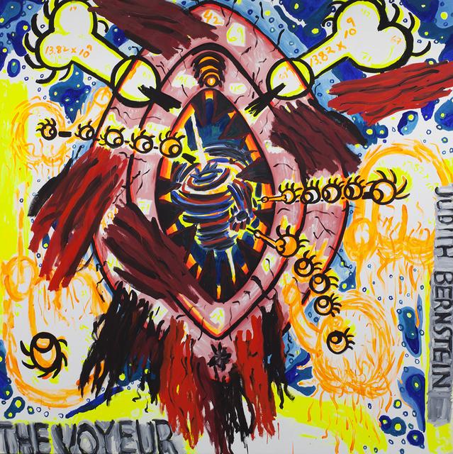 Judith Bernstein, 'The Voyeur', 2015, Kunsthall Stavanger