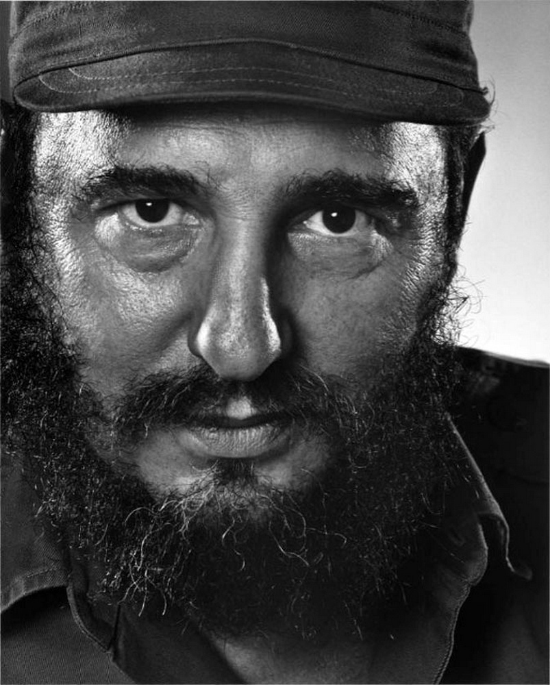 Yousuf Karsh | Fidel Castro (1971) | Available for Sale