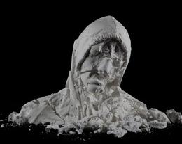 , 'Untitled (bust) (Selleys Spakfilla Rapid),' 2011, Sullivan+Strumpf