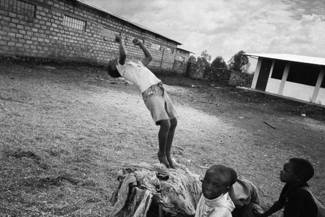 , 'Don Bosco, centre for abandoned children, Goma, Democratic Republic of Congo,' 2002, Stevenson