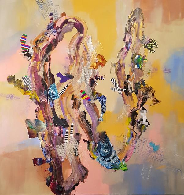 , 'Euclidean  Alchemy,' 2016, Ro2 Art