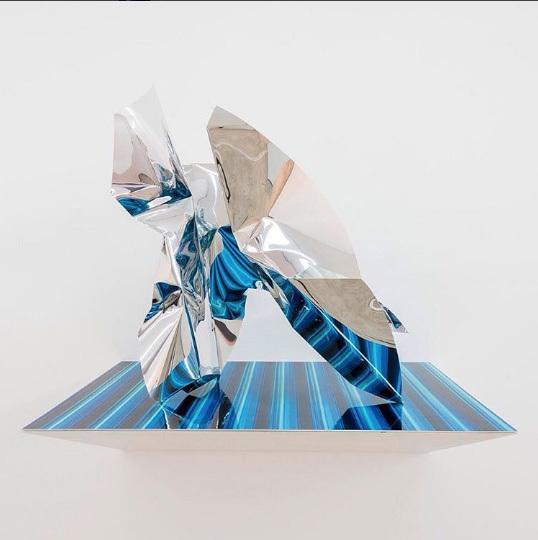 , 'Ivy,' 2016, Galeria Raquel Arnaud