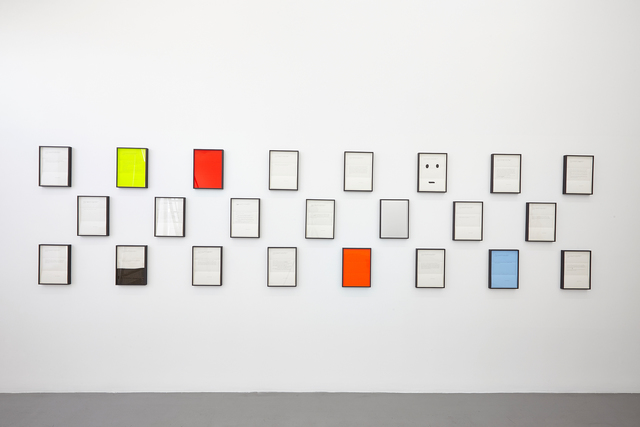 , 'Proposals for Reykjavik,' 2014, i8 Gallery