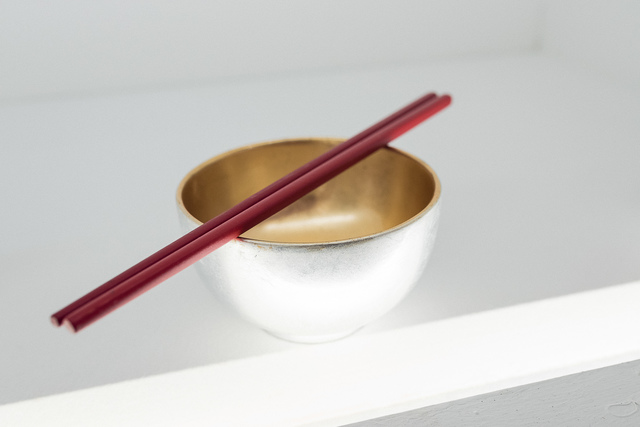 , 'Bowls and Chopsticks,' 2016, Chan + Hori Contemporary
