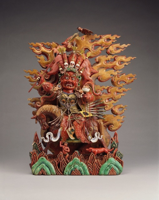 , 'Tsiu Marpo,' 19th century, Rubin Museum of Art