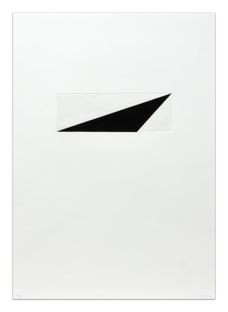 """Robert Moskowitz """"Untitled"""", 2009"""
