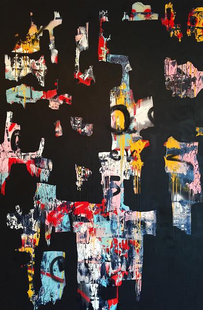 , 'Forever United,' 2018, Axiom Fine Art