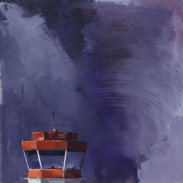 , 'Control Tower,' 2002, Peter Robertson Gallery