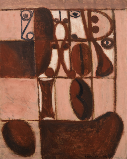 , 'Pictograph,' 1942, Hollis Taggart Galleries