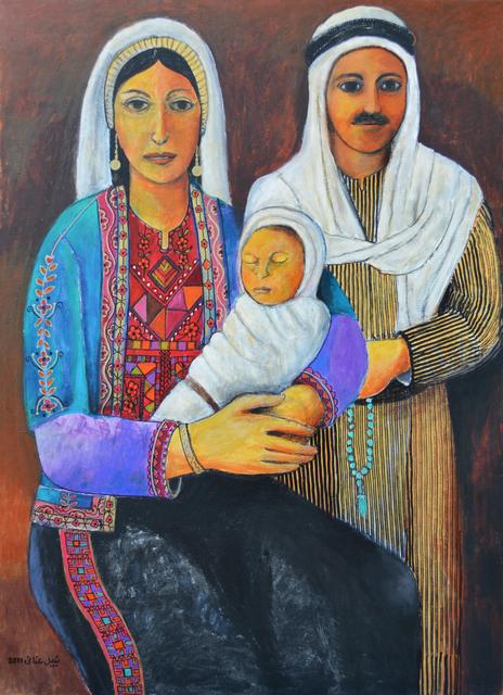 , 'Al Jaser Family (Bethlehem),' 2011, Zawyeh Gallery
