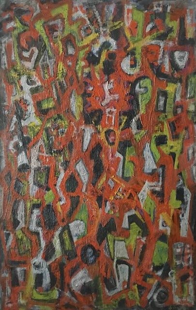 Max Schnitzler, '#2 (5)', ca. 1955, Caldwell Gallery Hudson