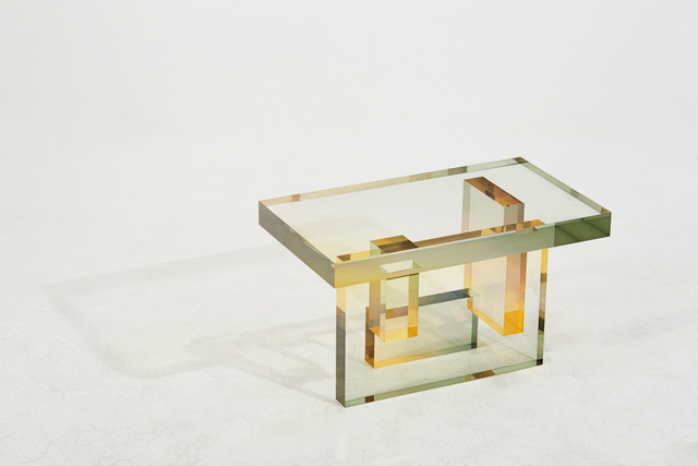 SaeRom Yoon, 'Crystal Series_ Table 04', 2018, Gallery ALL