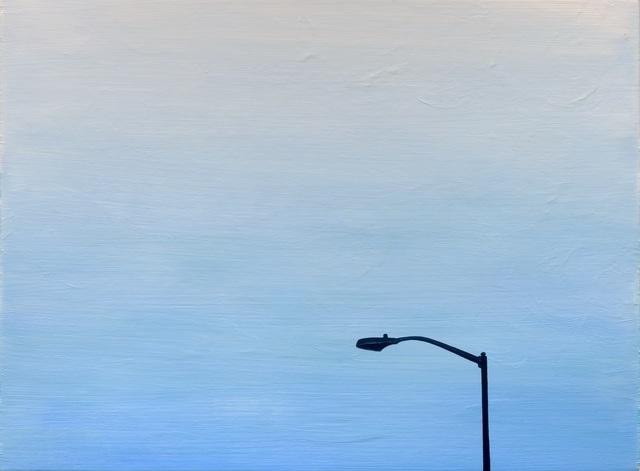, 'Street Lamp,' 2011, LAUNCH LA