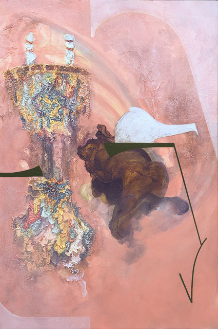 , 'Portrait III,' 2019, Gallery Wendi Norris