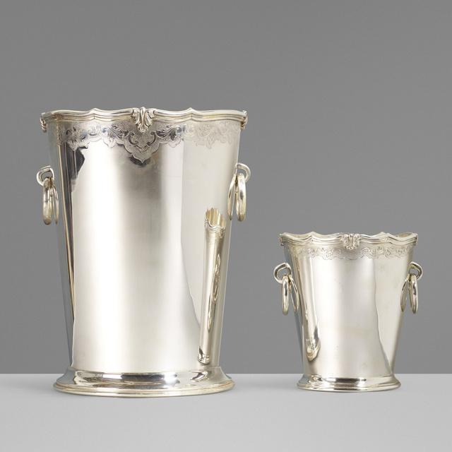 Ferreira Marques Joalheiros, 'Ice buckets, set of two', c. 1960, Wright