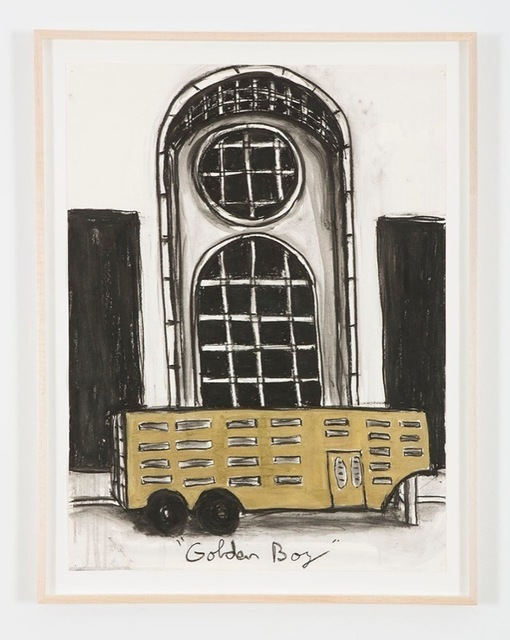 , 'Golden Boy,' 1984, Perrotin