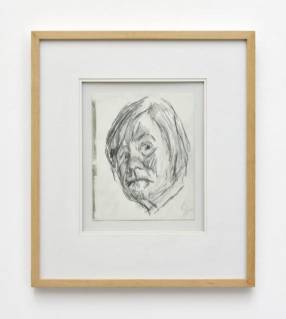 Pierre Tal-Coat, 'Self-portrait', ca. 1976, Galerie Christophe Gaillard
