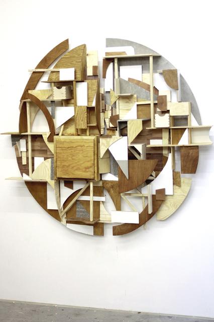 , 'Rundes Regal,' 2013, Gestalten