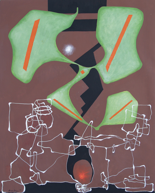 , 'La Sentimentale,' 2010, Matthew Liu Fine Arts