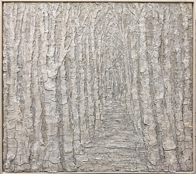 , 'White Trees,' 2019, Carrie Haddad Gallery