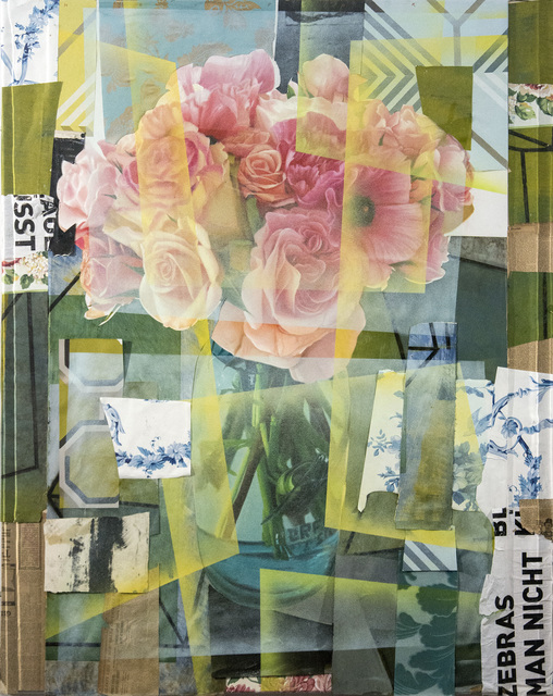 Peter Hoffer, 'Arrangement With Pink Roses', 2019, Oeno Gallery