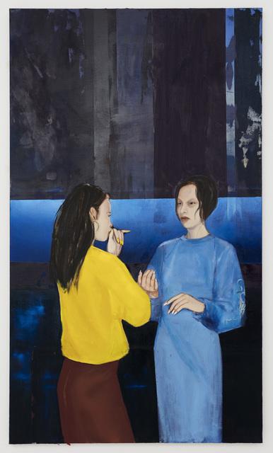, 'BON BON AND YLVA (ANNUCIATION),' 2016, Andersen's Contemporary