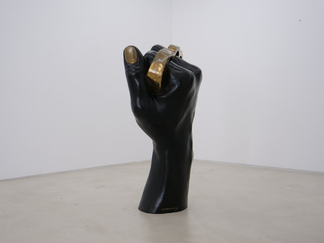 Luis Gispert, 'Hope', 2017, Sculpture, Bronze, LUNDGREN GALLERY