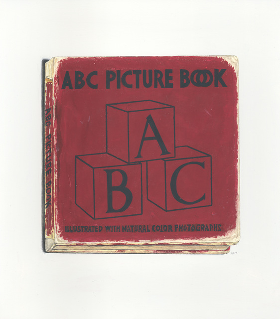 Richard Baker, 'ABC Picture Book', 2019, Albert Merola Gallery