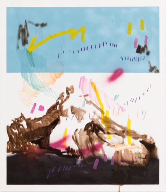 Carsten Fock, 'Untitled', 2018, Galerie Crone