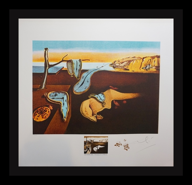 Salvador Dalí, 'Changes in Great Masterpieces Persistence of Memory', 1974, Fine Art Acquisitions