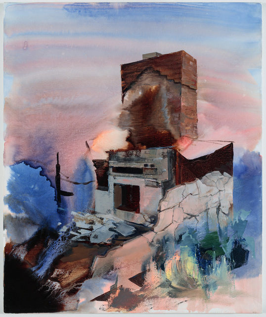 , 'The Hearth,' 2017, Kate Oh Gallery