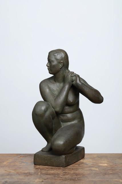 , 'Combing Hair,' 1948, Ke-Yuan Gallery