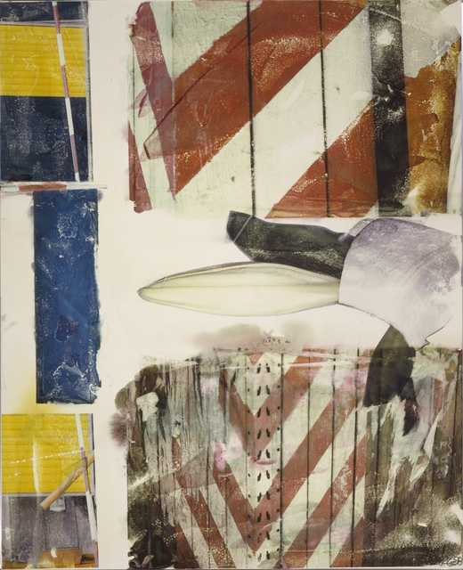 Robert Rauschenberg, 'Early Bloomer [Anagram (A Pun)]', 1998, White House Historical Association
